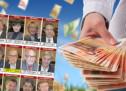Die Einkommen unserer Politiker