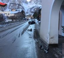 Alk-Fahrer baut Unfall