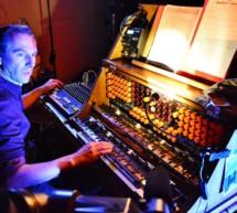 Peter Pichler am Trautonium