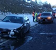 Unfall mit 6 Verletzten