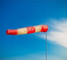 Die Wind-Warnung