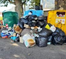 Müllmänner in Quarantäne