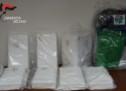 8,5 Kilo Kokain beschlagnahmt