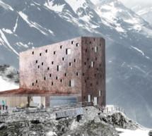 Stettinerhütte wird wiederaufgebaut