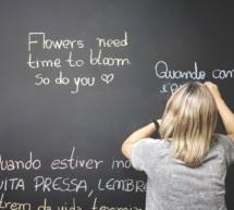 Sprachenlernen ist Frauensache