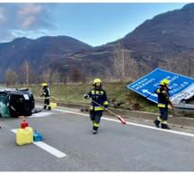 Schwerer Unfall auf der MeBo