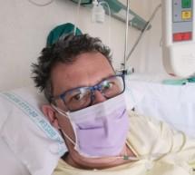 Der Aufruf des Corona-Patienten