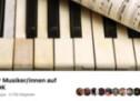 Musiker auf Facebook