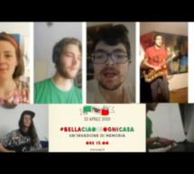 "Junge Grüne singen ""Bella Ciao"""
