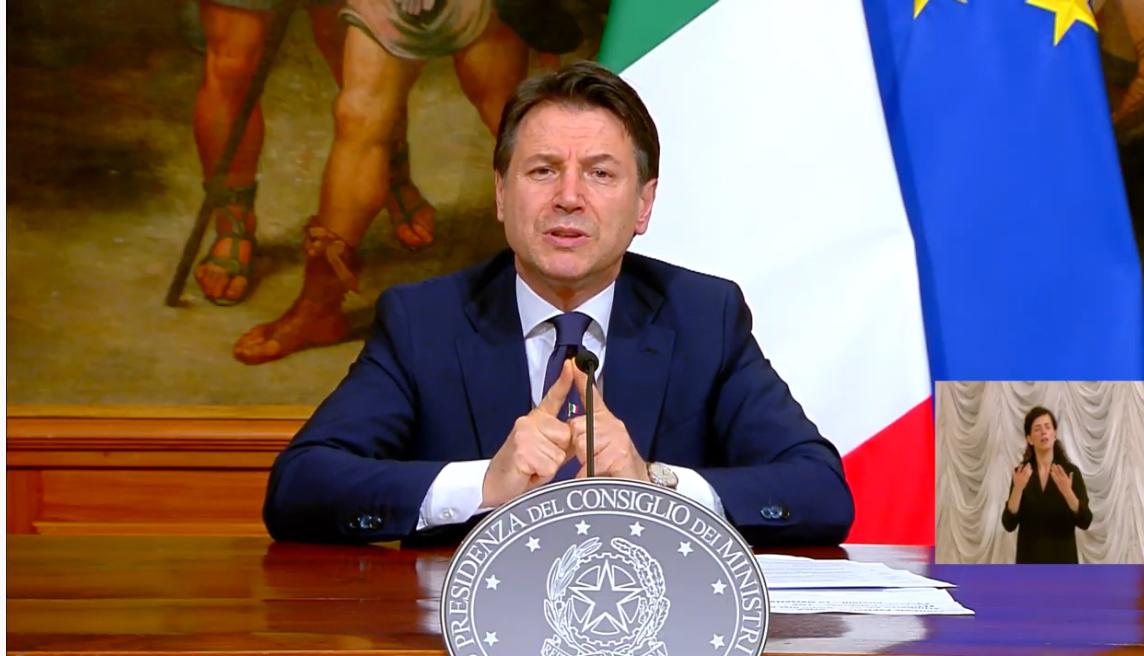 Italiens Premier kündigt Lockerung des Lockdowns an