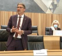 LH informiert Landtag