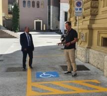 Bessones Parkplätze