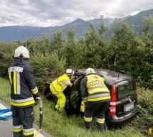 Crash im Vinschgau