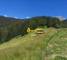 Drei Einsätze am Berg
