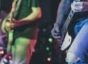 Unterstützung für Musiker