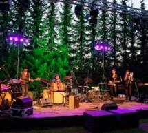 Jemm Music Project auf der grünen Bühne