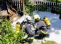 Gasaustritt in Feldthurns