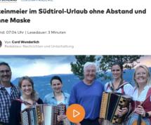 Wirbel um Steinmeier-Foto