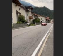 """Rallye"" durch Prad"