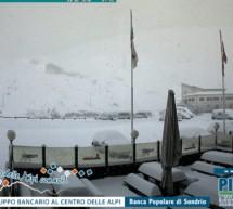 Schnee am Stilfser Joch