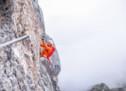 Neuer Klettersteig