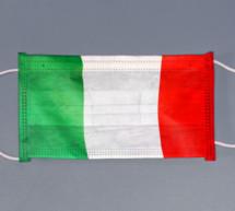 623 Corona-Tote in Italien