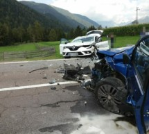 Crash im Pustertal