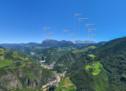 Der 360°-Flug