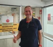 Bessone aus Spital entlassen