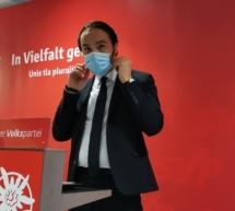 SVP vertraut Conte