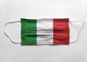822 Corona-Tote in Italien