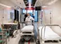 Die Hospitalisierungsrate steigt