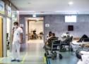 Weniger Patienten im Spital