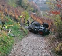 Tödlicher Traktorunfall