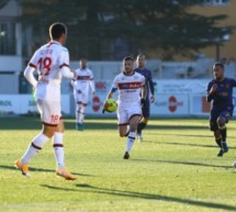 Remis gegen Perugia