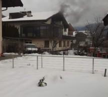 Wohnungsbrand in Feldthurns