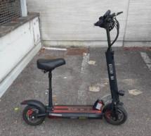 Der verbotene E-Roller
