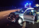 Fahrer flüchtet nach Unfall