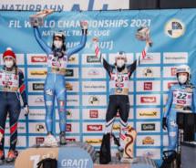 Evelin Lanthaler ist Weltmeisterin