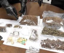 Drogenfunde im Meraner Raum