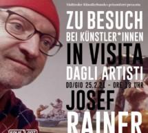 Zu Besuch bei Josef Rainer