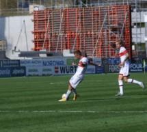 Sieg gegen Arezzo