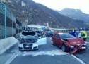 Crash in  Steinmannwald
