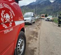 Arbeitsunfall in Terlan