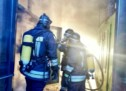Brand im Fernheizwerk