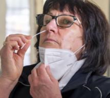 Grenzübertritt mit Nasenflügel-Test
