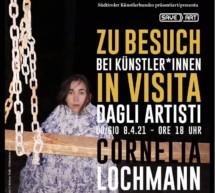 Zu Besuch bei Cornelia Lochmann
