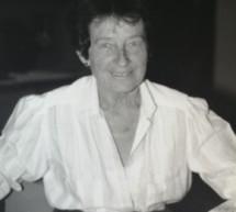 Zum 100. Geburtstag von Maridl Innerhofer