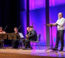 Karl Markovics und die OÖ Concert Schrammeln