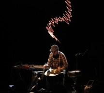 Avantgarde Jazz und Lasershow